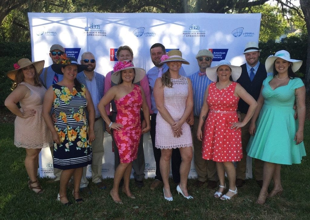 Davis Industrial was a sponsor the American Cancer Society's Associate Board of Ambassadors' Inaugural Belles & Beaus Derby Bash at the Tampa Yacht and Country Club