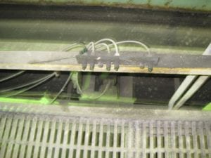 Conveyor system grounding