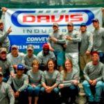 The Davis Industrial crew, group photo