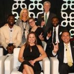 The 2017 USF Outstanding Young Alumni Award Recipients